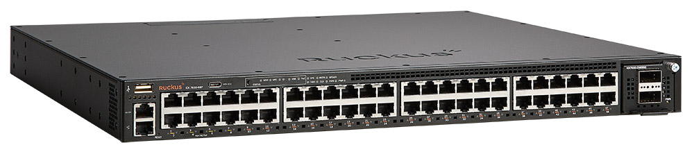 Ruckus ICX 7650-48P Switch